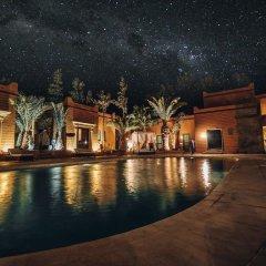Отель Oscar Hotel by Atlas Studios Марокко, Уарзазат - отзывы, цены и фото номеров - забронировать отель Oscar Hotel by Atlas Studios онлайн бассейн фото 3