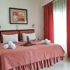 Отель villas hanioti Греция, Пефкохори - отзывы, цены и фото номеров - забронировать отель villas hanioti онлайн комната для гостей фото 3