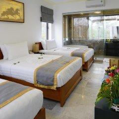 Отель Hoi An Maison Vui Villa комната для гостей