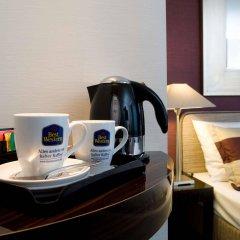 Best Western Hotel Hamburg International удобства в номере фото 2