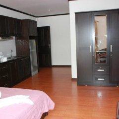 Апартаменты K&J Apartment Паттайя в номере фото 2
