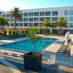 Hotel Azoris Royal Garden Понта-Делгада бассейн
