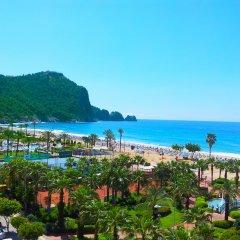 Gardenia Hotel Аланья пляж