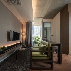 Отель T2 Sathorn Residence Бангкок комната для гостей фото 4