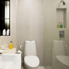 Отель Trinity Silom Hotel Таиланд, Бангкок - 2 отзыва об отеле, цены и фото номеров - забронировать отель Trinity Silom Hotel онлайн ванная