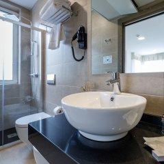 Отель Suite Home Pinares Испания, Сантандер - отзывы, цены и фото номеров - забронировать отель Suite Home Pinares онлайн ванная фото 2
