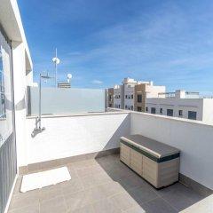 Отель Espanhouse Oasis Beach 108 Испания, Ориуэла - отзывы, цены и фото номеров - забронировать отель Espanhouse Oasis Beach 108 онлайн балкон
