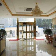 Отель FX Inn Xisanqi Beijing интерьер отеля