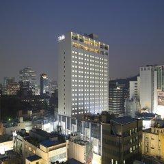 Отель Solaria Nishitetsu Hotel Seoul Myeongdong Южная Корея, Сеул - 1 отзыв об отеле, цены и фото номеров - забронировать отель Solaria Nishitetsu Hotel Seoul Myeongdong онлайн фото 5