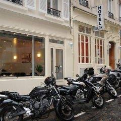 Hotel Bonsejour Montmartre парковка