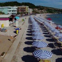 Отель Levante Италия, Фоссачезия - отзывы, цены и фото номеров - забронировать отель Levante онлайн пляж фото 2