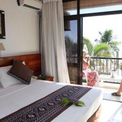 Smugglers Cove Beach Resort and Hotel комната для гостей фото 4