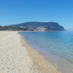 Отель Galassi Италия, Нумана - отзывы, цены и фото номеров - забронировать отель Galassi онлайн пляж фото 2