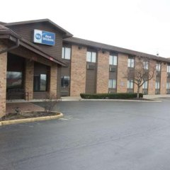 Отель Best Western Lakewood Inn парковка
