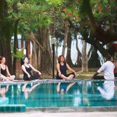 Отель Siddhalepa Ayurveda Health Resort Шри-Ланка, Ваддува - отзывы, цены и фото номеров - забронировать отель Siddhalepa Ayurveda Health Resort онлайн фитнесс-зал
