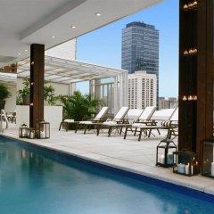 Отель Empire Hotel США, Нью-Йорк - 1 отзыв об отеле, цены и фото номеров - забронировать отель Empire Hotel онлайн бассейн фото 3