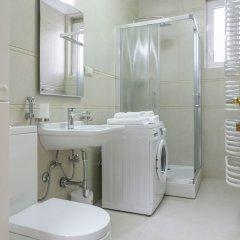Отель Center Сербия, Белград - отзывы, цены и фото номеров - забронировать отель Center онлайн ванная
