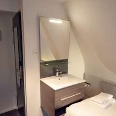 Отель Parkwood Hotel Нидерланды, Амстердам - отзывы, цены и фото номеров - забронировать отель Parkwood Hotel онлайн ванная фото 2