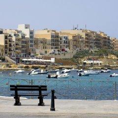 Отель Electra Guesthouse Мальта, Зеббудж - отзывы, цены и фото номеров - забронировать отель Electra Guesthouse онлайн приотельная территория фото 2