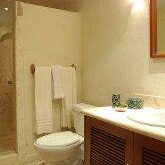 Villas Sacbe Condo Hotel and Beach Club Плая-дель-Кармен ванная