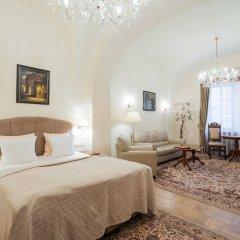 Отель Aurus Чехия, Прага - 6 отзывов об отеле, цены и фото номеров - забронировать отель Aurus онлайн комната для гостей фото 16