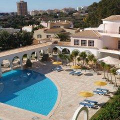 Отель Apartamentos Clube Vilarosa Португалия, Портимао - отзывы, цены и фото номеров - забронировать отель Apartamentos Clube Vilarosa онлайн бассейн фото 2