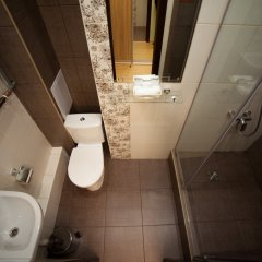 Гостиница Союз в Иркутске 1 отзыв об отеле, цены и фото номеров - забронировать гостиницу Союз онлайн Иркутск ванная