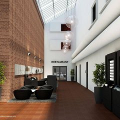Hotel Odense интерьер отеля фото 2