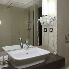 Отель Mercure Warszawa Centrum Варшава ванная