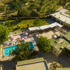 Holiday Cave Hotel Турция, Гёреме - 2 отзыва об отеле, цены и фото номеров - забронировать отель Holiday Cave Hotel онлайн приотельная территория