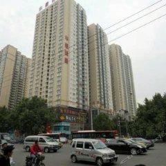 Отель Xi'an Xiaoke Inn парковка