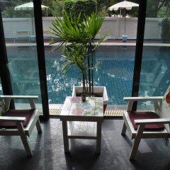 Отель UD Pattaya балкон