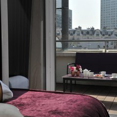 Отель Mercure Paris Place d'Italie балкон