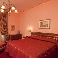 Отель Ambasciatori Palace Рим сейф в номере