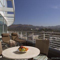 Loews Hollywood Hotel балкон