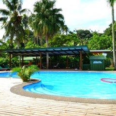 Отель Daku Resort Савусаву детские мероприятия