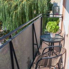 Отель P&O Apartments Sandomierska 2 Польша, Варшава - отзывы, цены и фото номеров - забронировать отель P&O Apartments Sandomierska 2 онлайн балкон