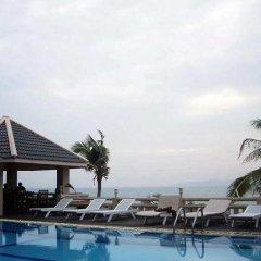 Отель Golden Cliff House бассейн фото 3
