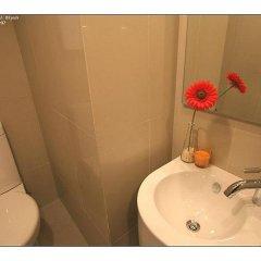 Отель Citadines Biyun Shanghai Китай, Шанхай - отзывы, цены и фото номеров - забронировать отель Citadines Biyun Shanghai онлайн ванная