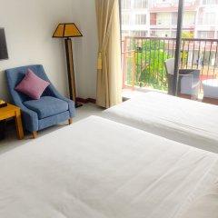 Hotel Amon комната для гостей