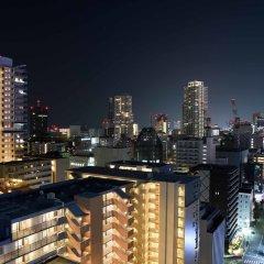 Kobe Sannomiya Union Hotel Кобе балкон