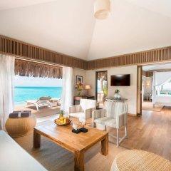 Отель Conrad Bora Bora Nui комната для гостей фото 3