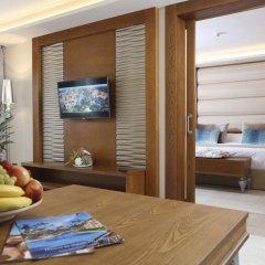 Отель Majestic Mirage Punta Cana All Suites, All Inclusive Доминикана, Пунта Кана - отзывы, цены и фото номеров - забронировать отель Majestic Mirage Punta Cana All Suites, All Inclusive онлайн комната для гостей фото 2
