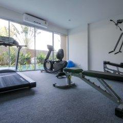 Отель Chic Residences at Karon Beach фитнесс-зал