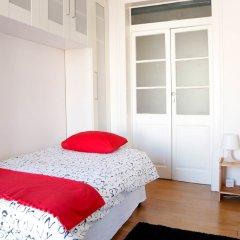 Отель Bairro Alto Centre of Lisbon Португалия, Лиссабон - отзывы, цены и фото номеров - забронировать отель Bairro Alto Centre of Lisbon онлайн комната для гостей фото 2