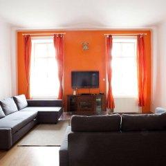 Апартаменты Oktogon Apartment комната для гостей фото 3