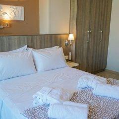 Отель Agnes Deluxe Греция, Пефкохори - отзывы, цены и фото номеров - забронировать отель Agnes Deluxe онлайн комната для гостей фото 3