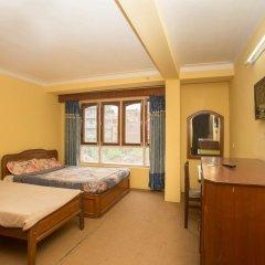 Отель Red Panda Непал, Катманду - отзывы, цены и фото номеров - забронировать отель Red Panda онлайн комната для гостей фото 4