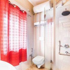 Отель GuestHouser 4 BHK Villa 6dcf Гоа ванная фото 2
