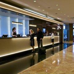 Radisson Blu Sobieski Hotel интерьер отеля